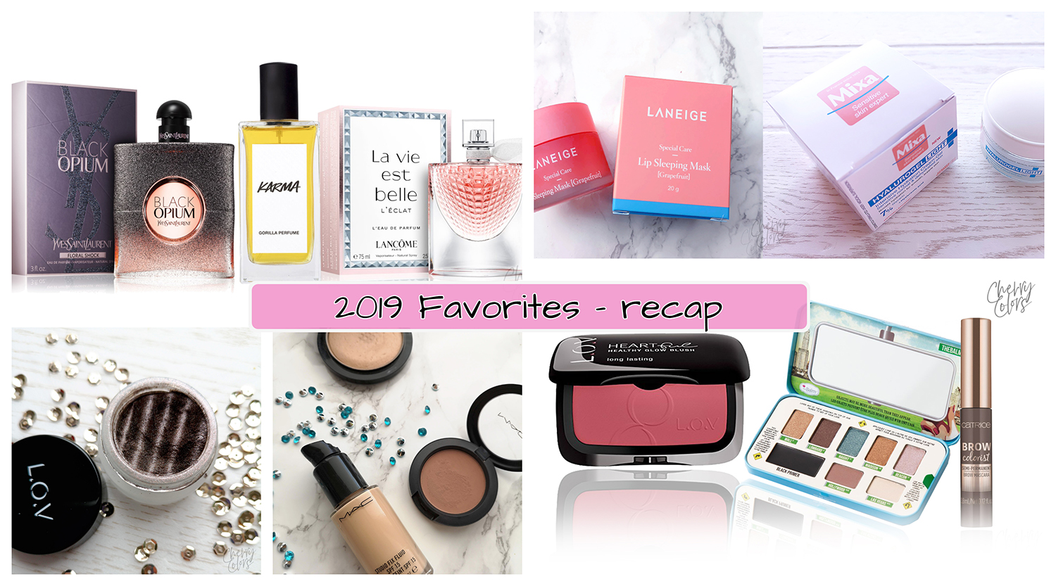 Favorites 2019 Recap