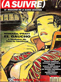 Manara  et Pratt, El Gaucho