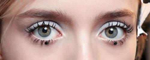 Como se maquillan los ojos dot liner