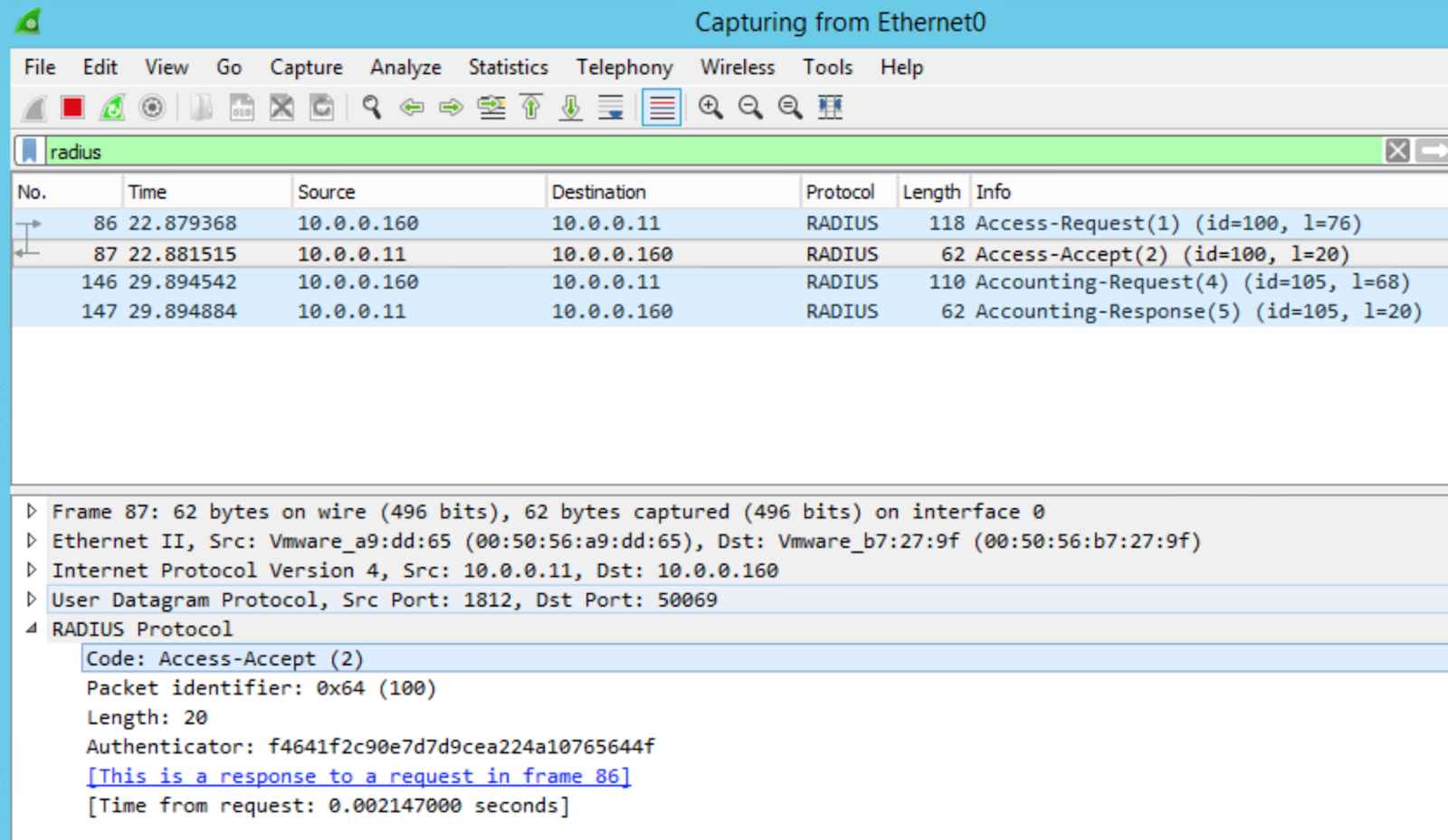 Even Gooder: Troubleshooting RADIUS In VMware Horizon