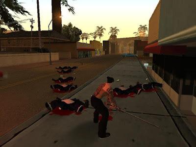 GTA San Andreas Devil May Cry Mode 2020
