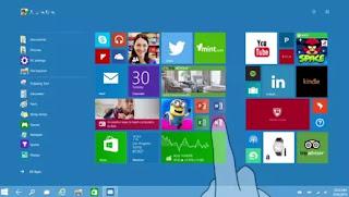 usare windows 10