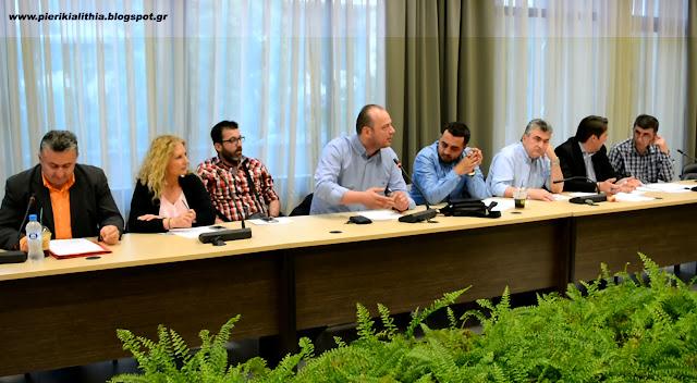Ο Νίκος Μακρίδης ρωτάει τον Δήμο Κατερίνης. (ΒΙΝΤΕΟ)