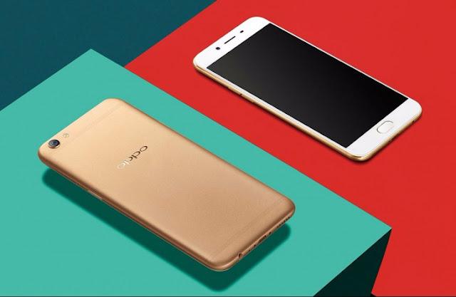 Spesifikasi Oppo R9s Plus