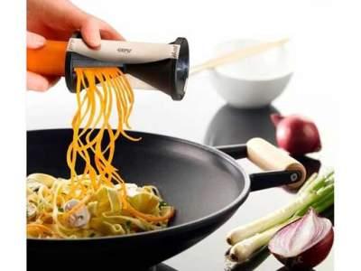 Alat Potong Handheld Spiralschneider / Spiral Slicer