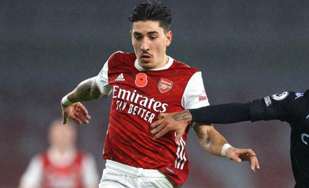 Arsenal boss Arteta approves Bellerin sale