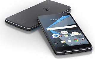 BlackBerry anuncia su nuevo Smartphone con sistema android.