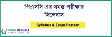 PSCWB Exam Syllabus