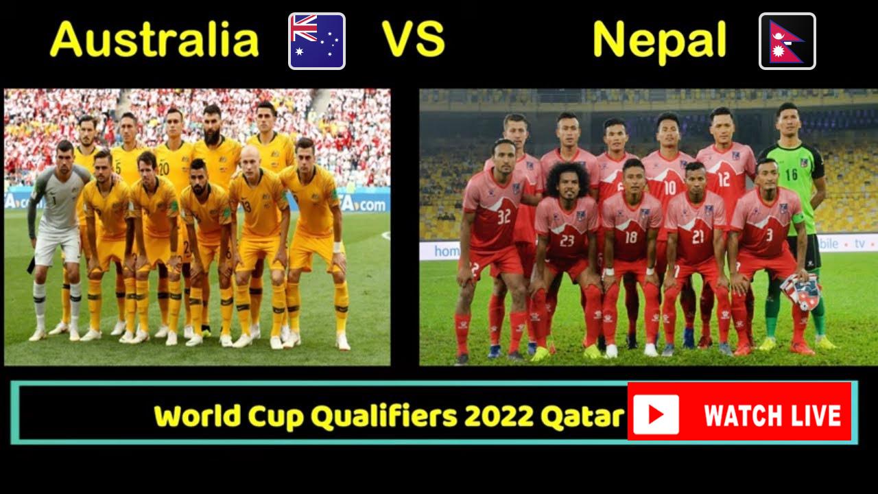 Nepal vs Australia at Dasharath Rangasala on October 8 (Full New Schedule)
