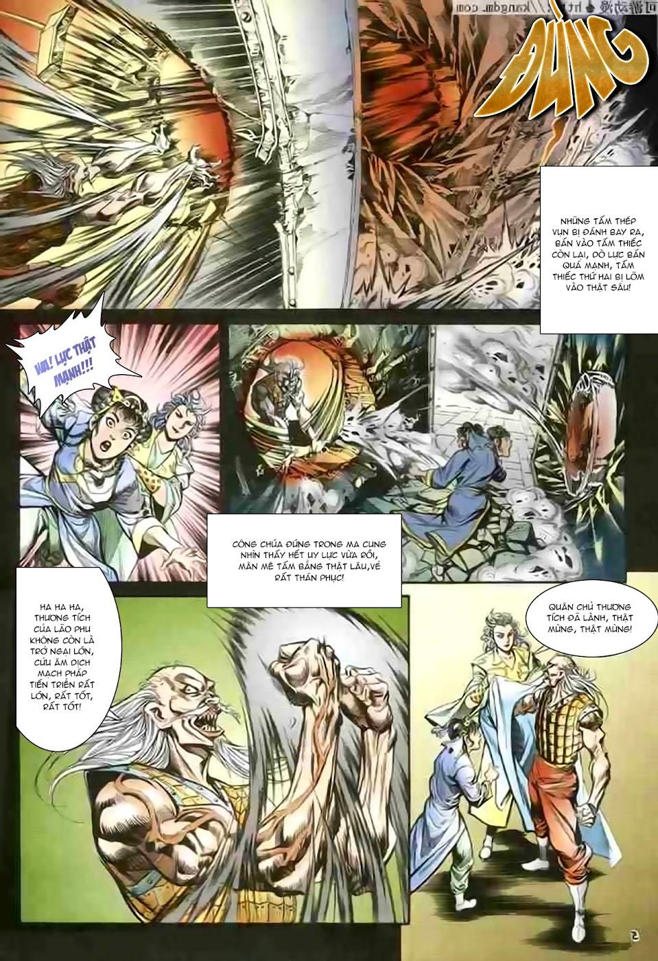 Cơ Phát Khai Chu Bản chapter 108 trang 5