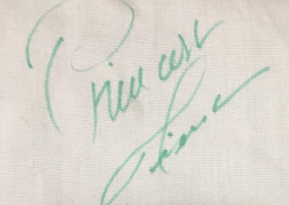 Princess Tiana Autograph Disney