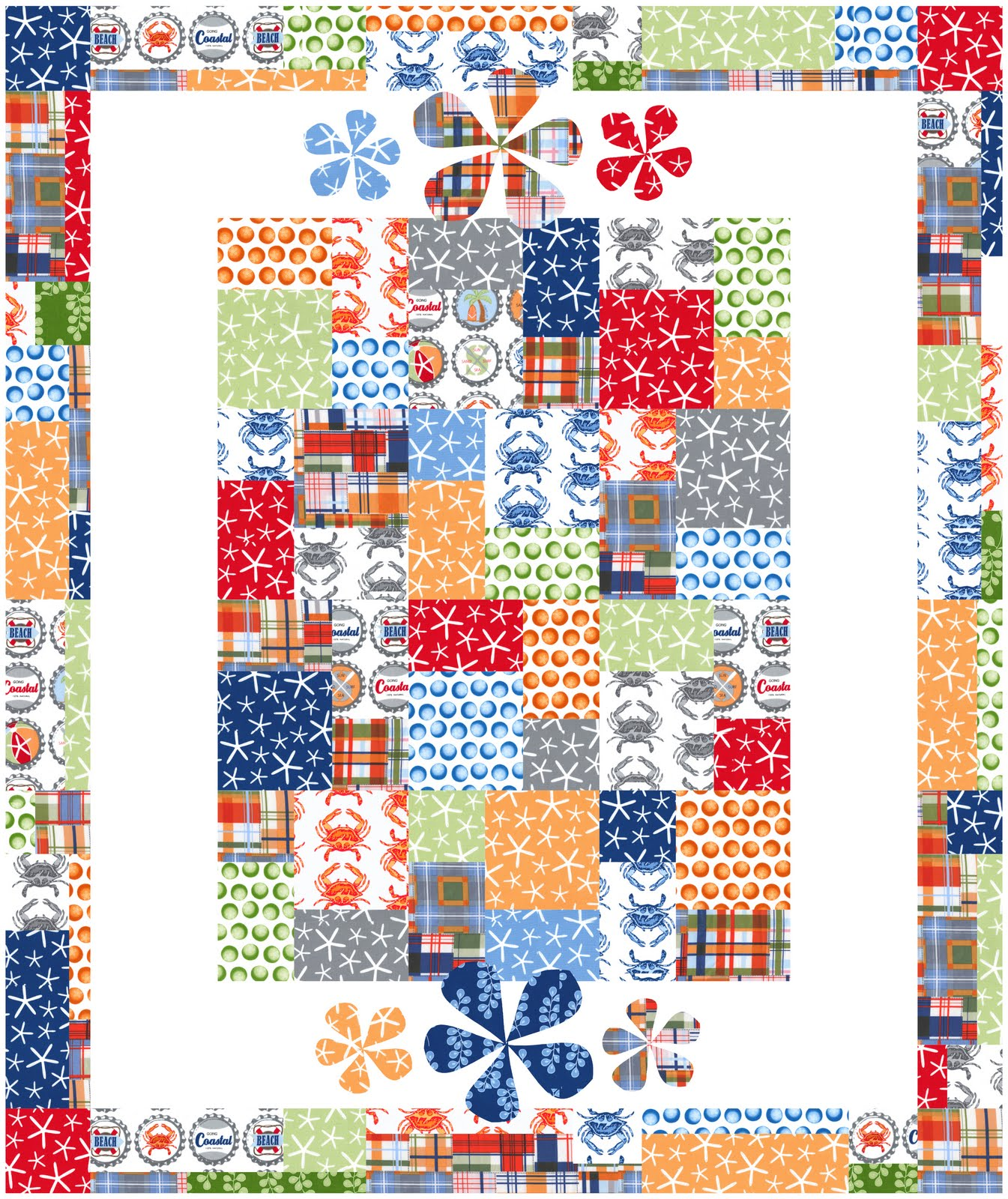Crazy Old Ladies Quilts Patterns