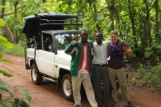 Regenzeit und Nationalpark Niokolo Koba