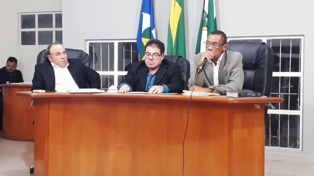 Câmara de Rosário Oeste arquiva processo contra o Vereador Miguelito Pereira