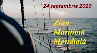 24 septembrie 2020: Ziua Maritimă Mondială