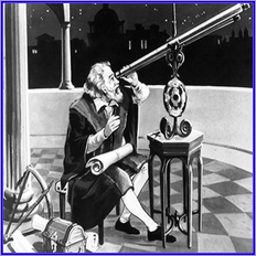 Galilei and His Telescope