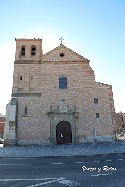 iglesia de Santiago el Real, Medina del Campo