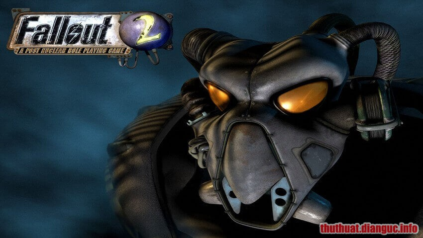 Download Game Fallout 2 1998 Full Crack