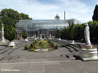 The Conservatories, Auckland Domain - North Island, New Zealand