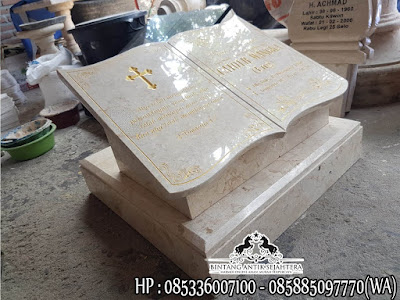 Batu Nisan Kristen, Nisan Kuburan Kristen, Model Batu Nisan Kristen Terbaru