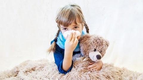 A felsőlégúti betegségek könnyen megkeseríthetik az ünnepeket