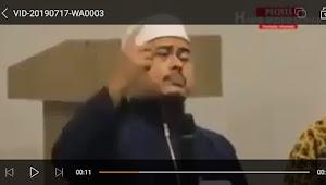 Beredar Video Slamet Ma'arif Akui PA 212 Hanya 'Penumpang Gelap' di Tim Prabowo-Sandi