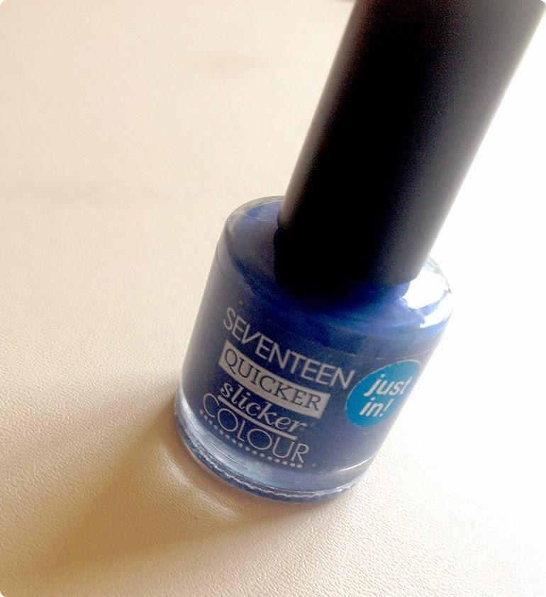Seventeen Sailor Boy nail varnish