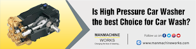 An image of High Pressure Car Washer