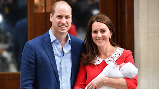 DID PRINCE WILLIAM JUST GIVE AWAY THE ROYAL BABY NAME?