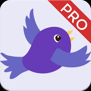 تطبيق تتبع غير المتابعين والمتابعين على تويتر Unfollow for Twitter Pro للأندرويد [Paid]