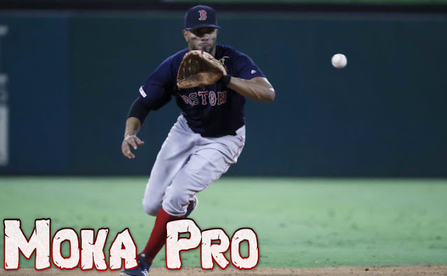 Red Sox Vs. Rangers Lineups: Mookie Betts Sits, Andrew Benintendi