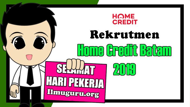 Loker Home Credit Batam