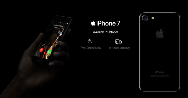 iPhone7 pre-Booking