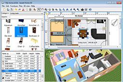 تحميل برنامج التصميمات ثلاثية الابعاد Sweet Home 3D Free