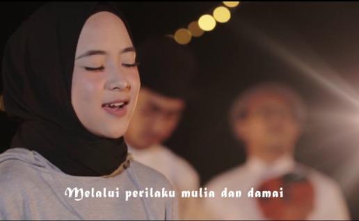 Kunci Gitar Dan Chord Lagu Deen Salam By Nissa Sabyan