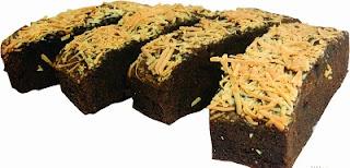 Resep Cara Membuat Brownies Kukus Kacang Keju