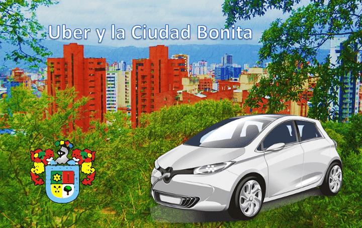 Conducir Uber Bucaramanga