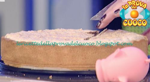 Crostata Torronata Ricetta Natalia Cattelani Da Prova Del Cuoco