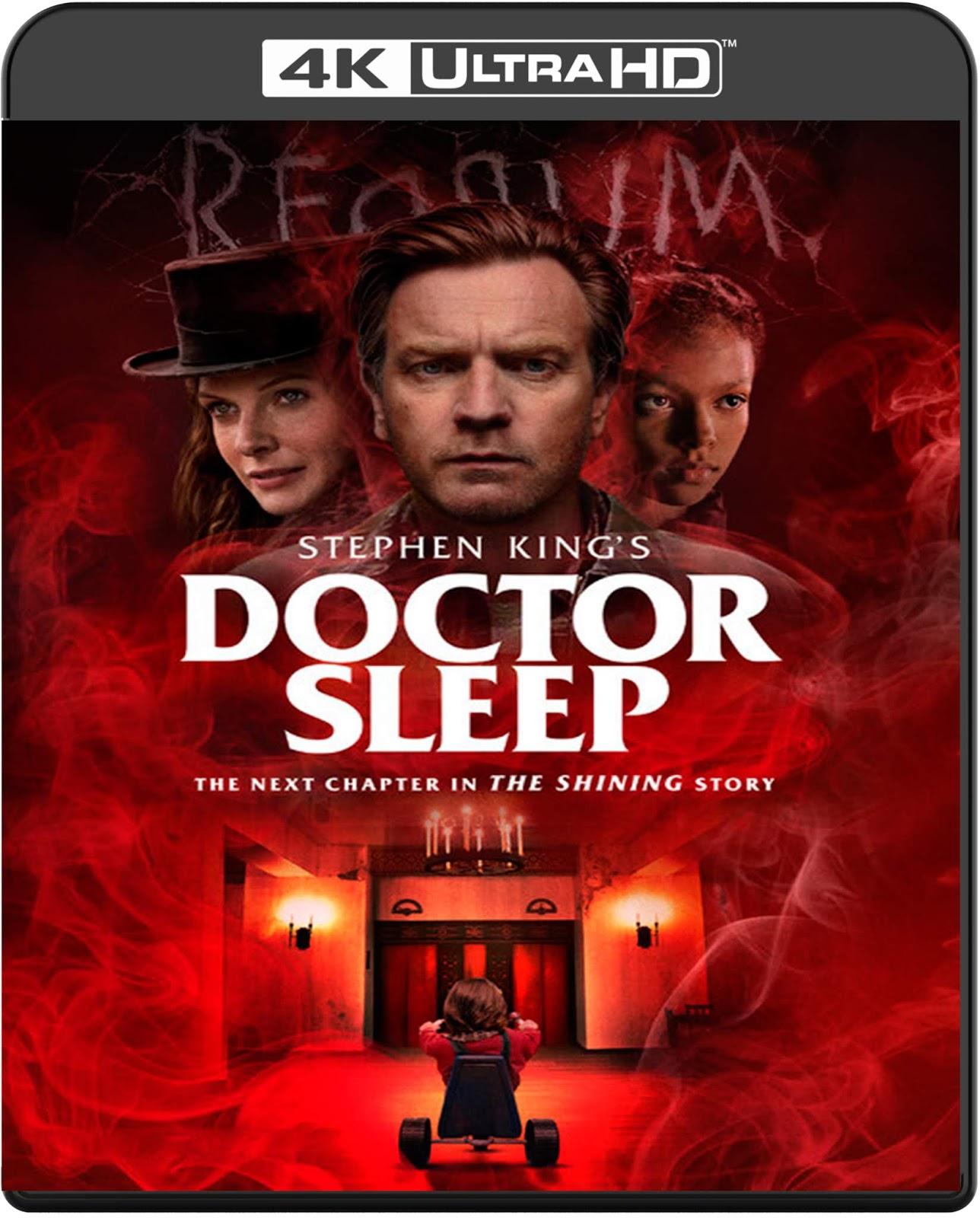 Doctor Sleep [2019] [UHD] [2160p] [Latino]