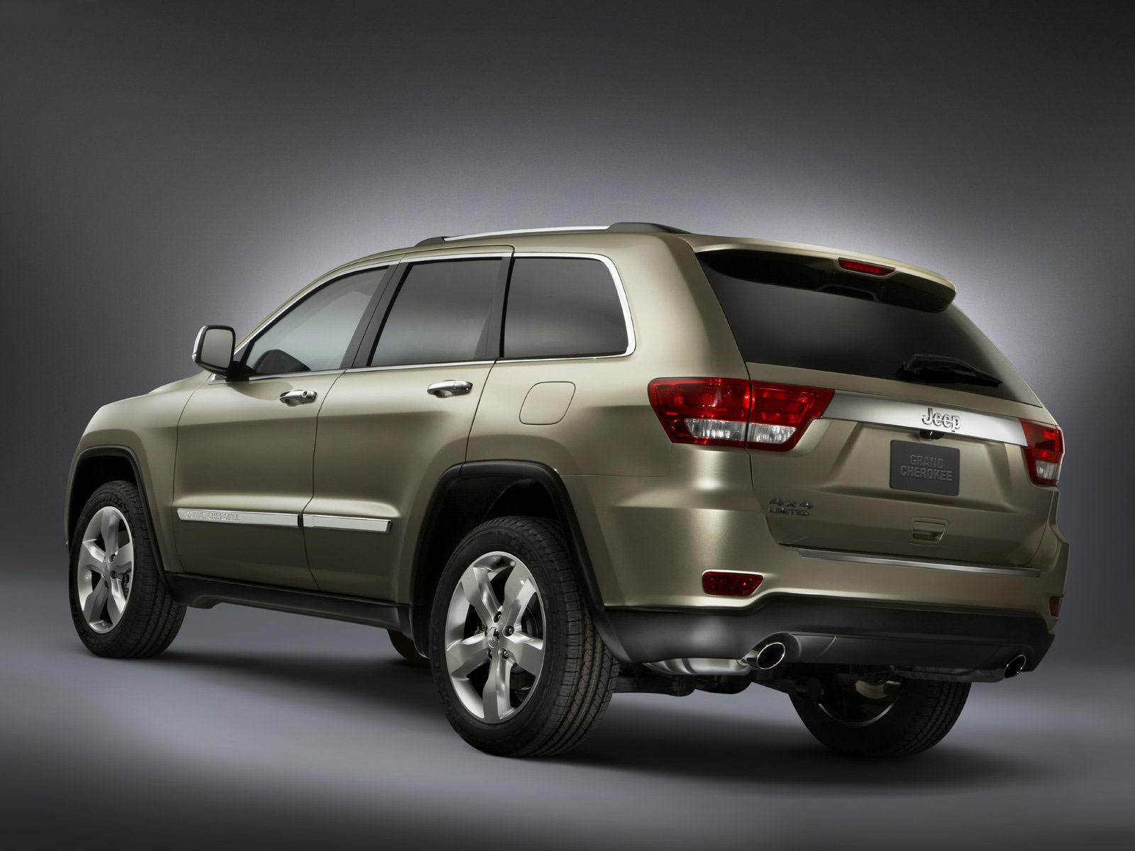 Whining sound jeep grand cherokee