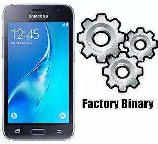 Samsung Galaxy J1 2016 SM-J120F Combination Firmware