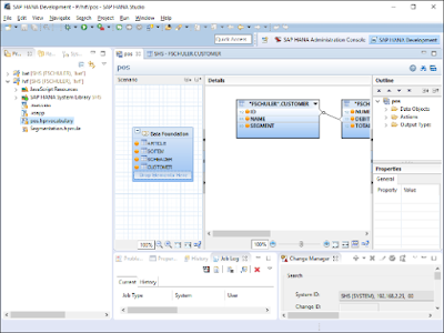 SAP HANA Tutorial and Certifications