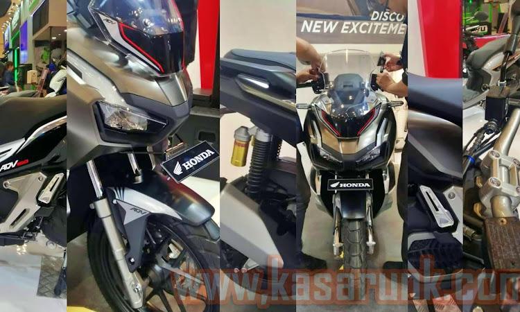 Mega Gallery Honda ADV 150