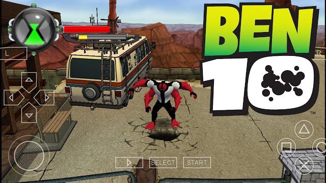 تحميل لعبة بن تن الجديدة بطل الأومنيتركس Ben 10 للاندرويد والايفون