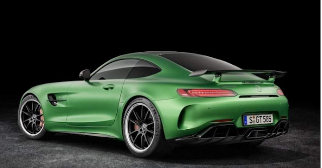 2017 Marcedes - AMG GT R - Official Review