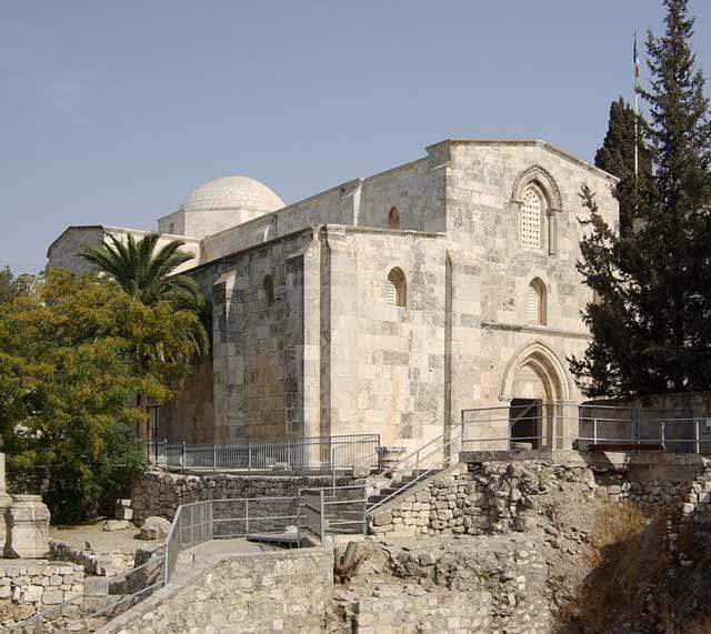 Crusader Church Byzantium.filminspector.com