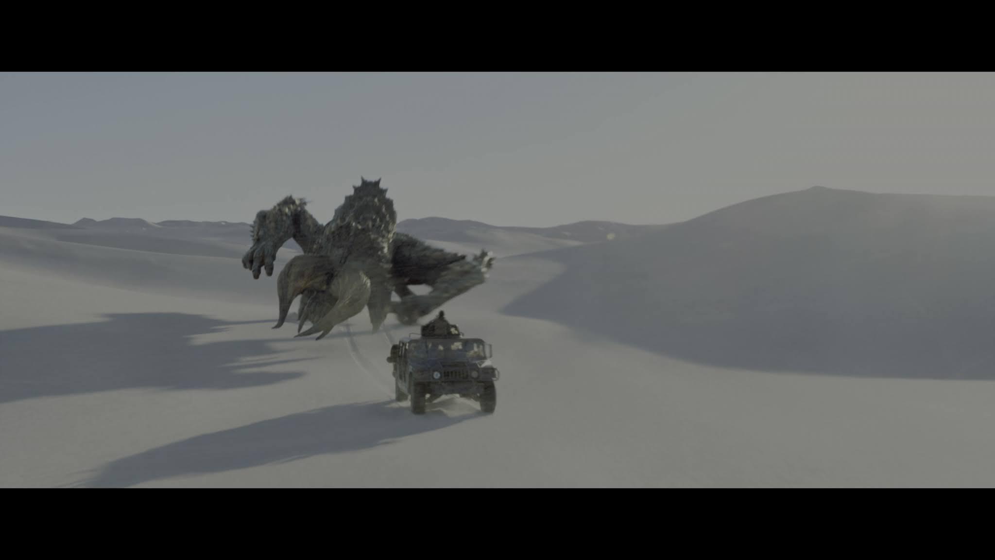 Monster Hunter: La cacería comienza (2020) 4K WEB-DL HDR AMZN Latino
