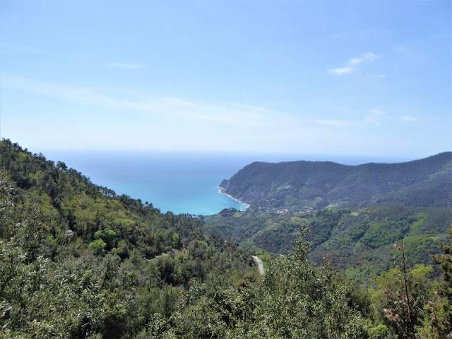 panorama su Monterosso