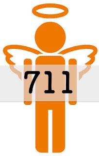 711 の エンジェルナンバー