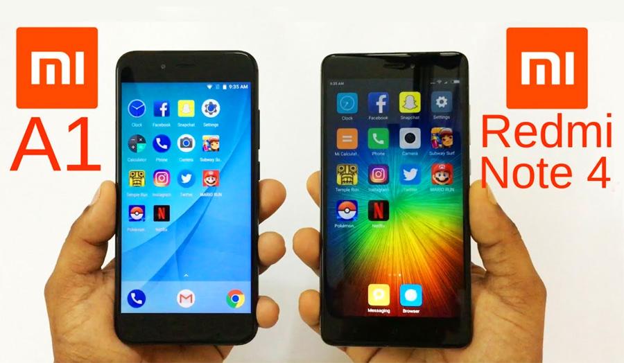 Bedanya hp Xiaomi REDMI dan Mi